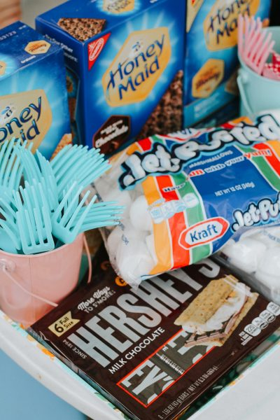 Creating an Easy Family S'mores Night