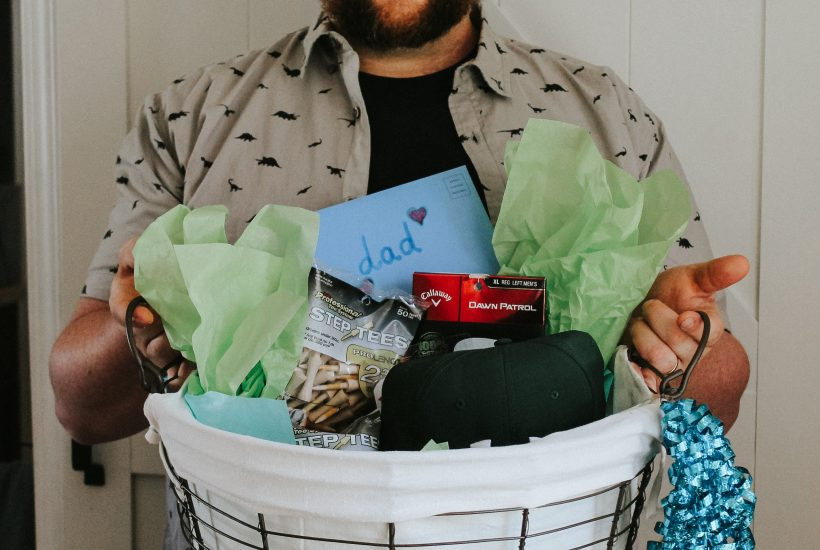 Creating the Perfect Father's Day Golf Gift & Giveaway