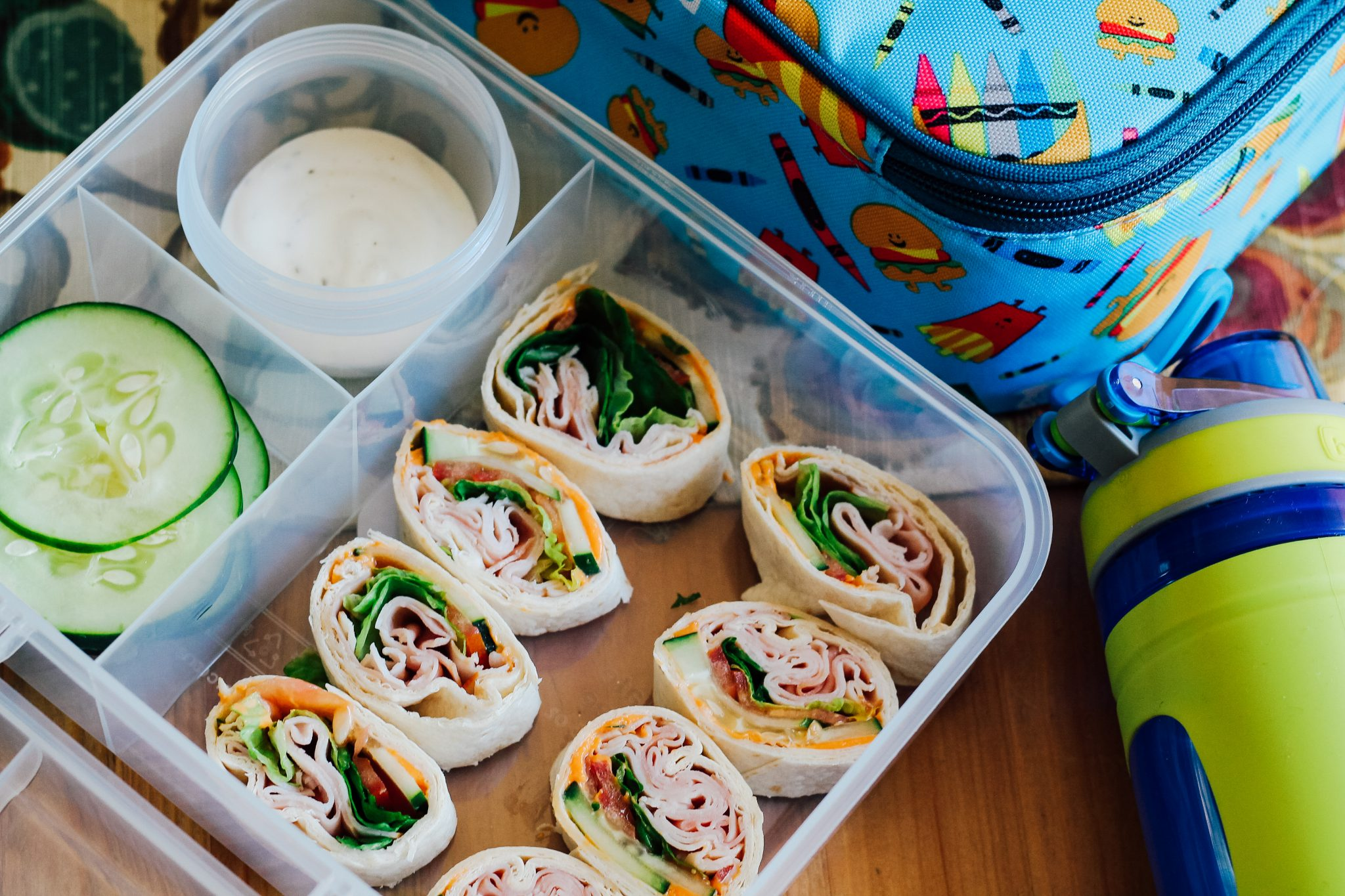 Easy Kids Lunch Ideas