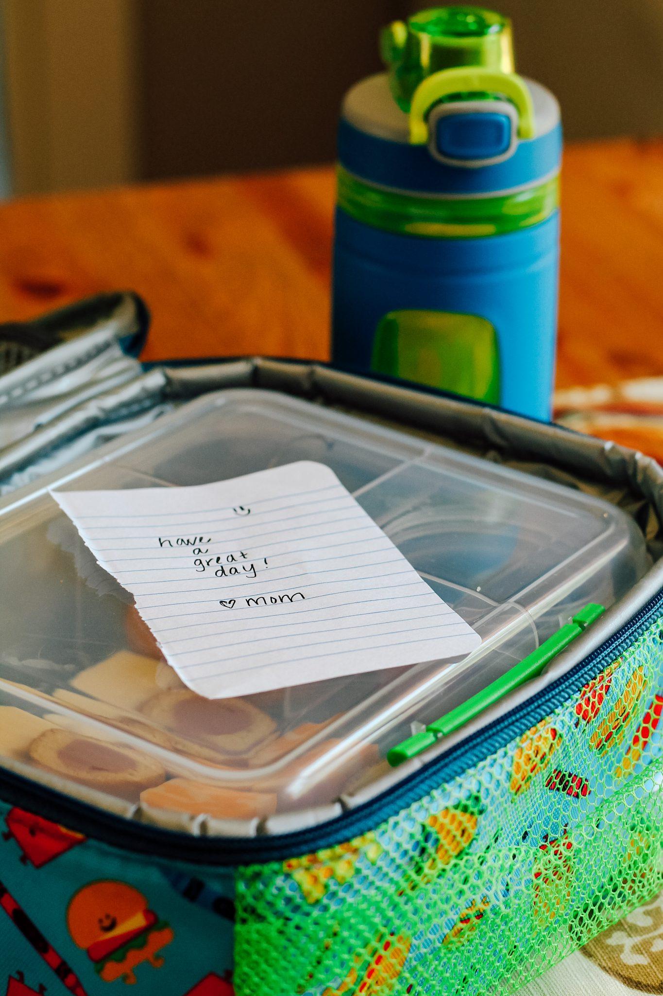 Easy Kids Lunch Ideas