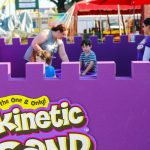 Kinetic Sand 'Feel the Fun' Van Tour