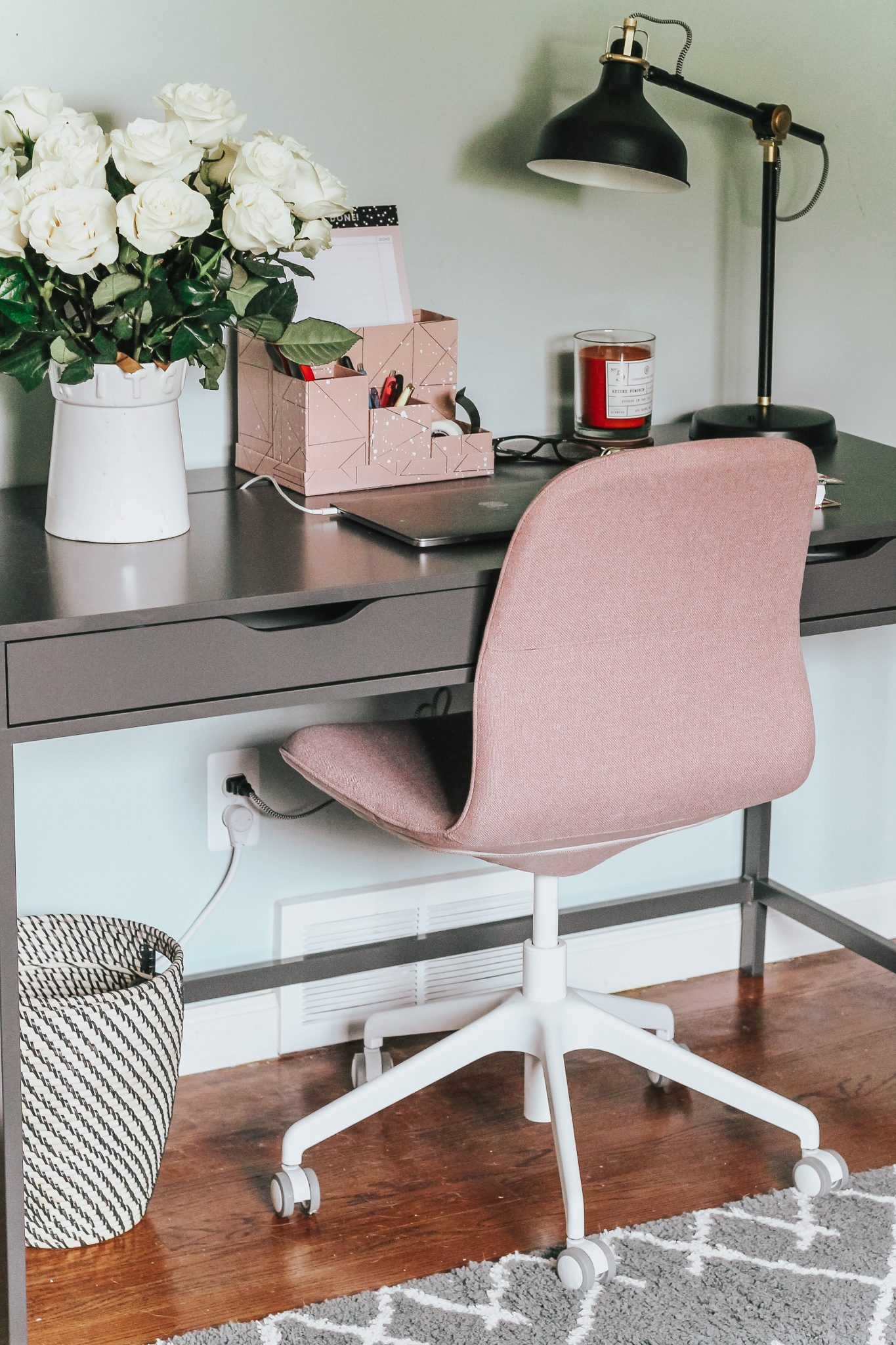 Home Office Makeover with IKEA