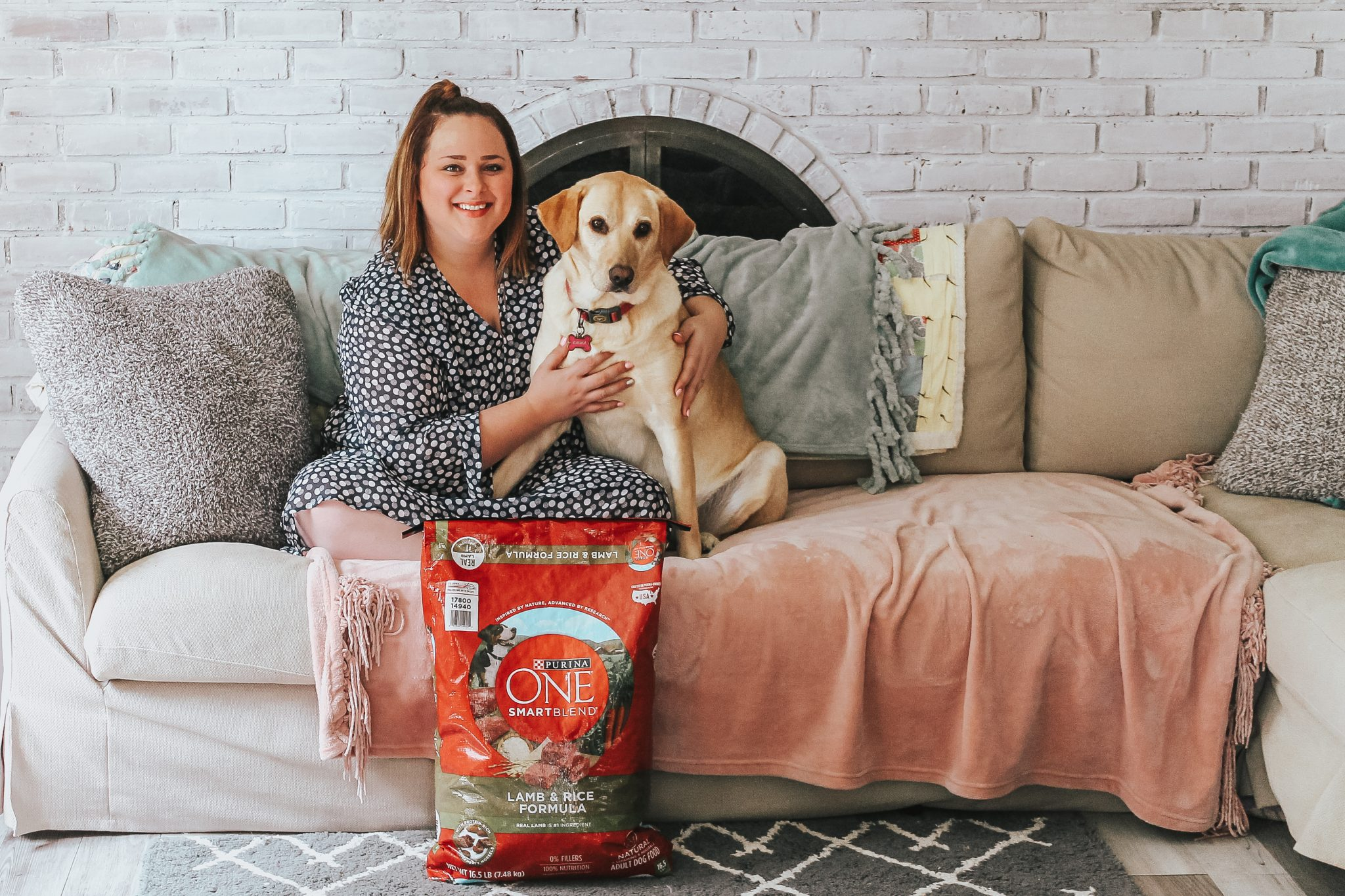 Taking the Purina ONE® 28-Day Challenge