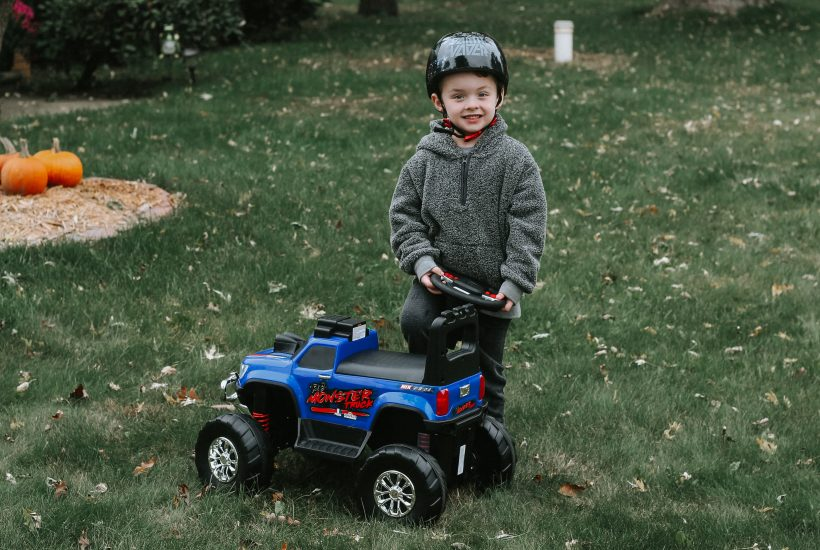 Holiday Gift Idea: Huffy® Remote-Control Monster Truck