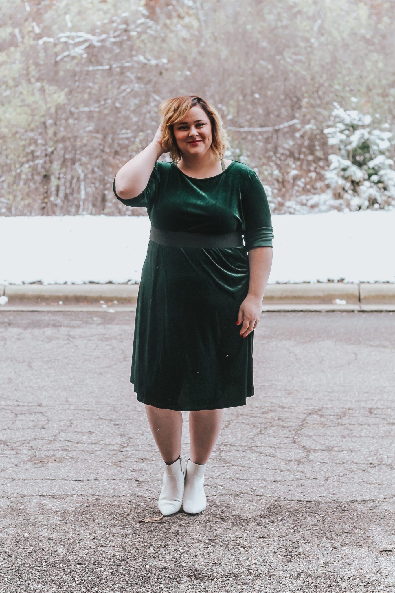 Holiday Dresses at Avon
