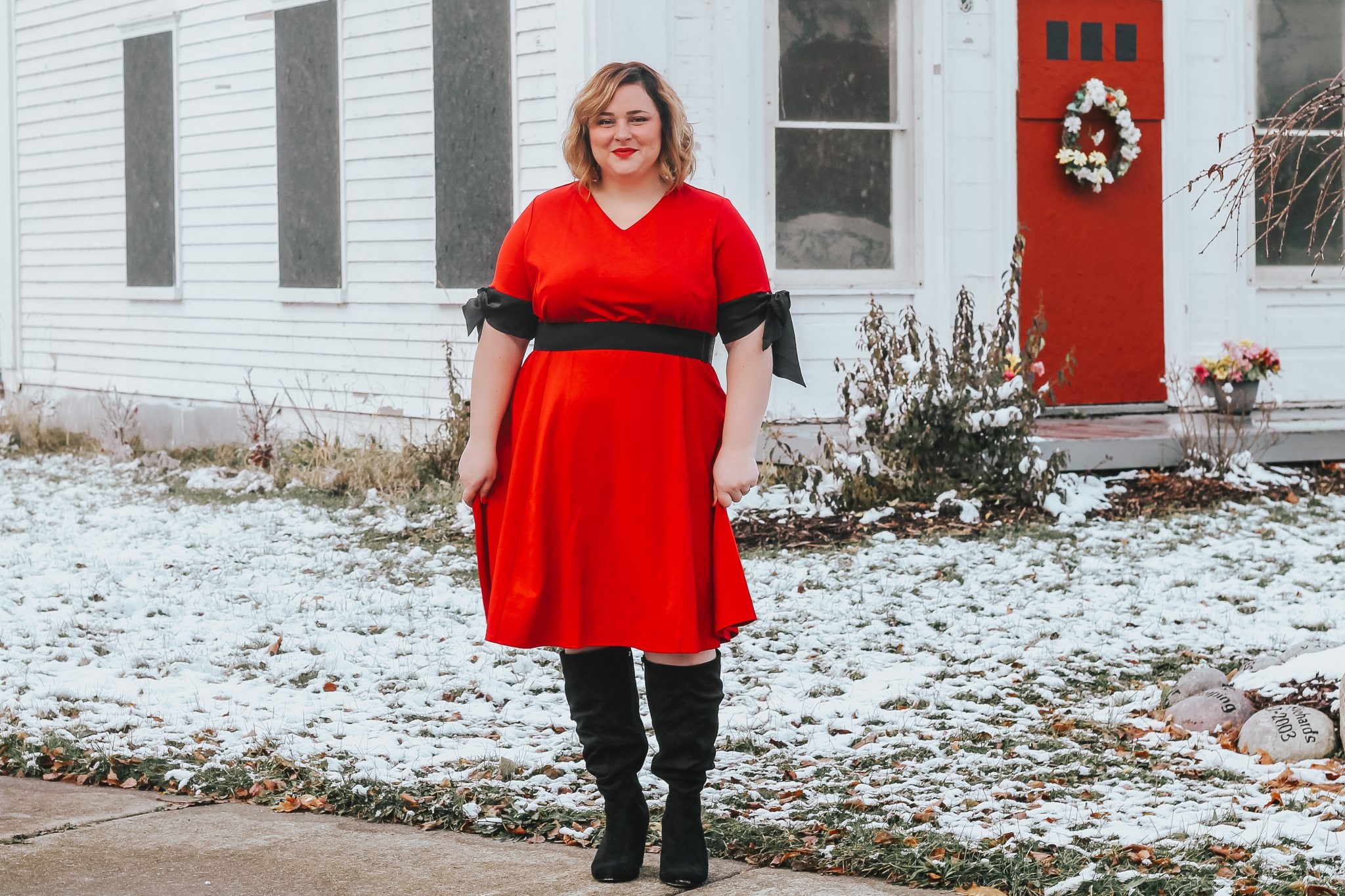 Holiday Dresses at Avon