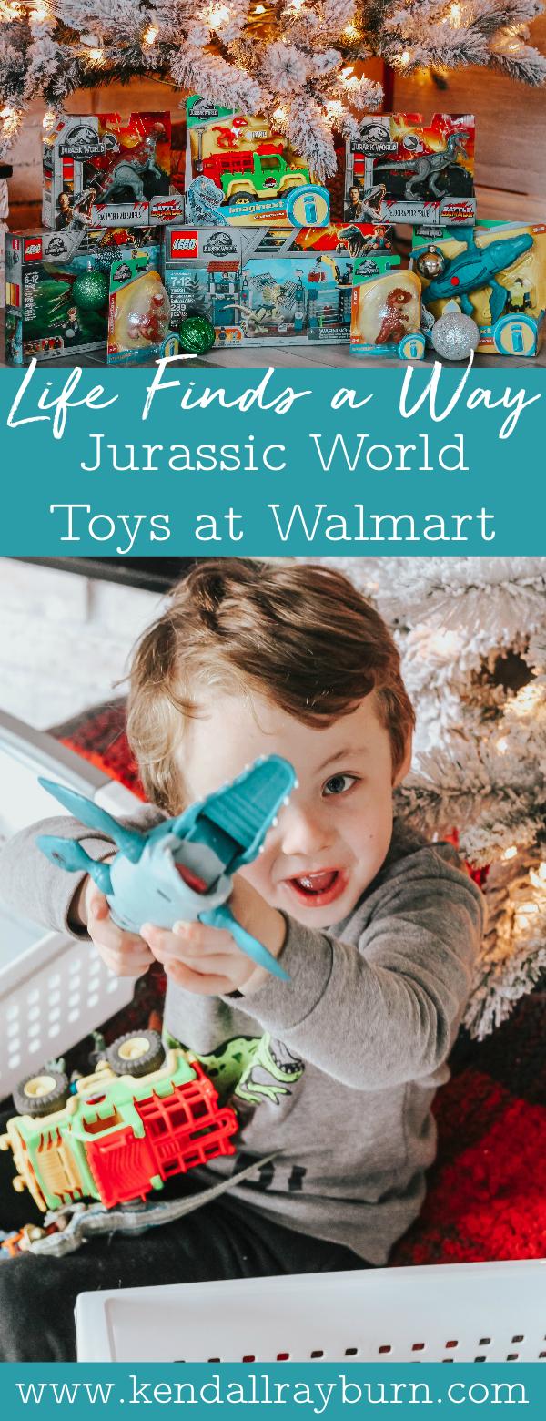 Jurassic World Toys at Walmart