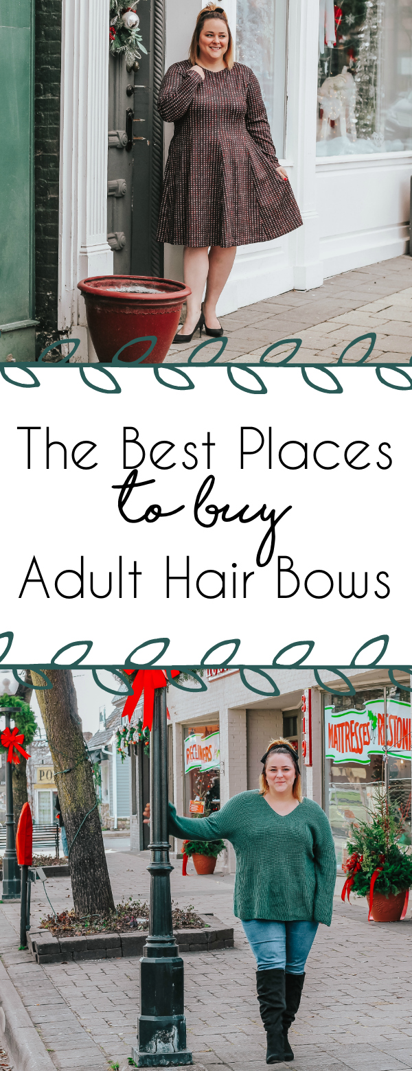 The Best Places to Buy Adult Hair Bows