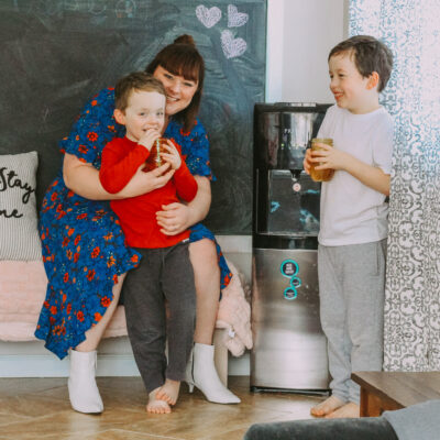 Primo Water Dispenser: Purified Water for the Whole Family