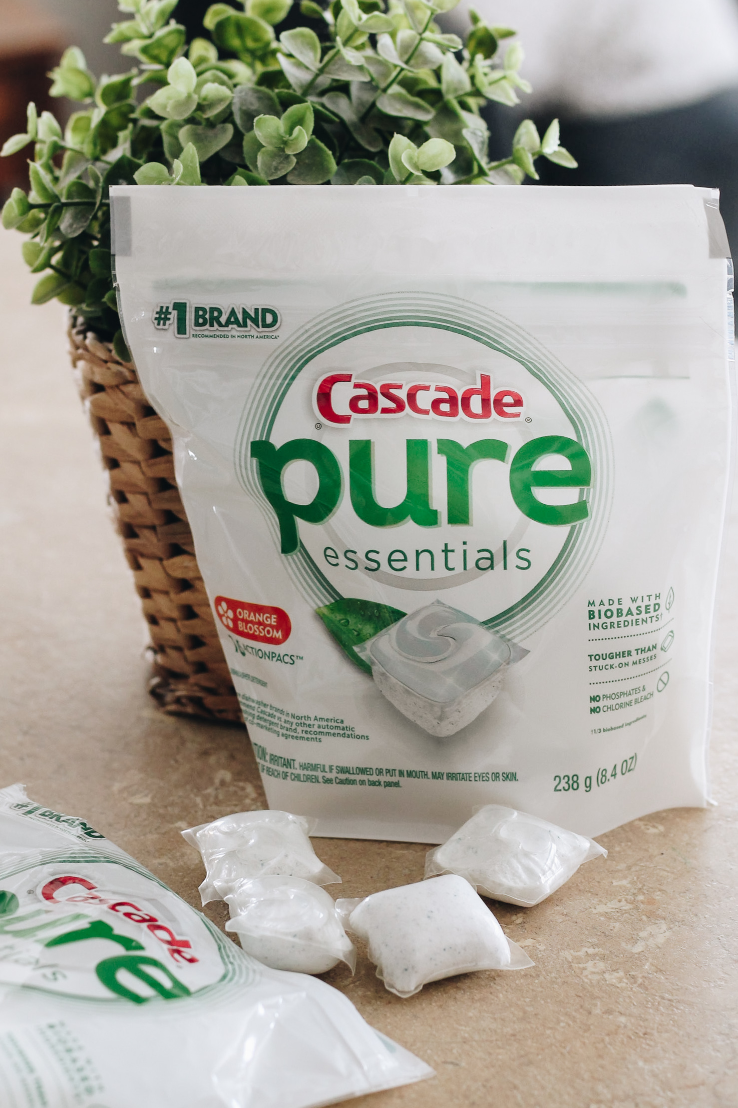 Cascade Pure Essentials
