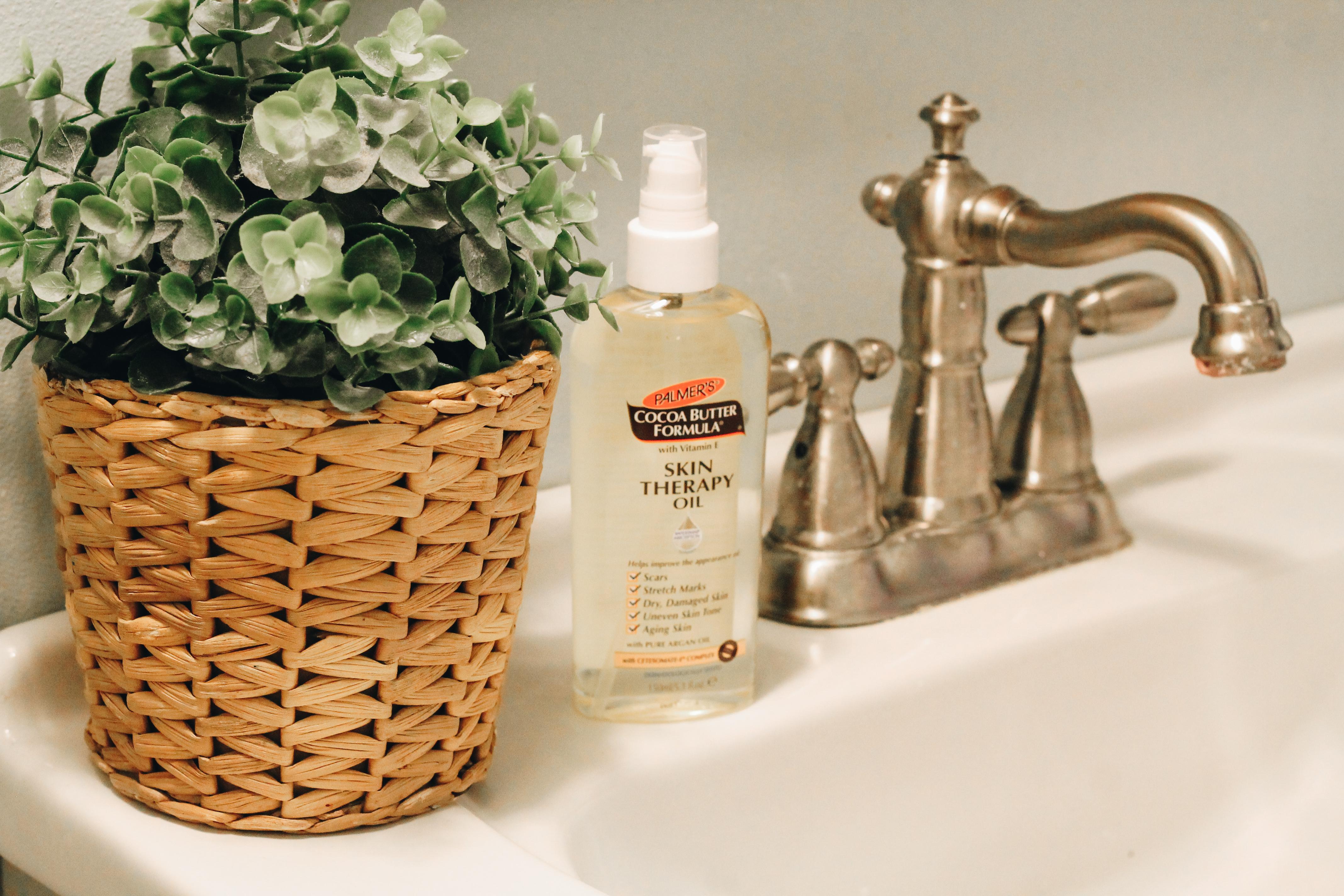Palmer's® Cocoa Butter Formula® Skin Therapy Oil