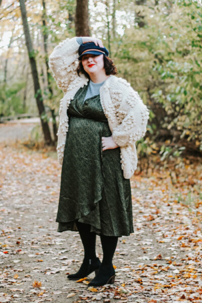 The Perfect Plus Size Fall Sweater