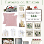 Amazon Farmhouse Christmas Decor