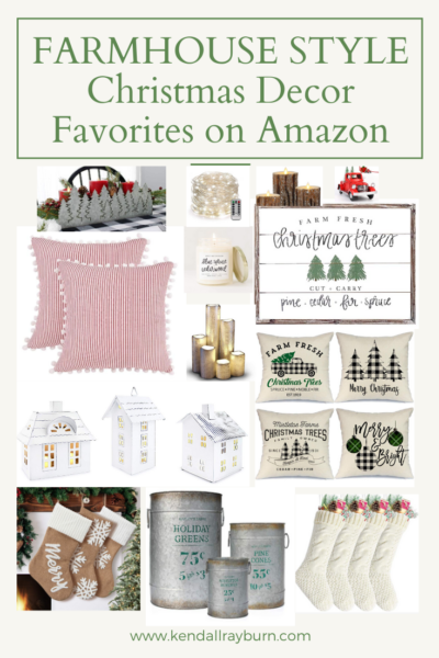 Amazon Farmhouse Christmas