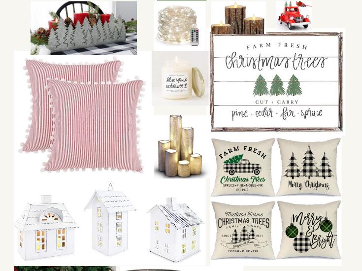 Amazon Farmhouse Christmas