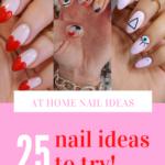 25 At Home Nail Ideas