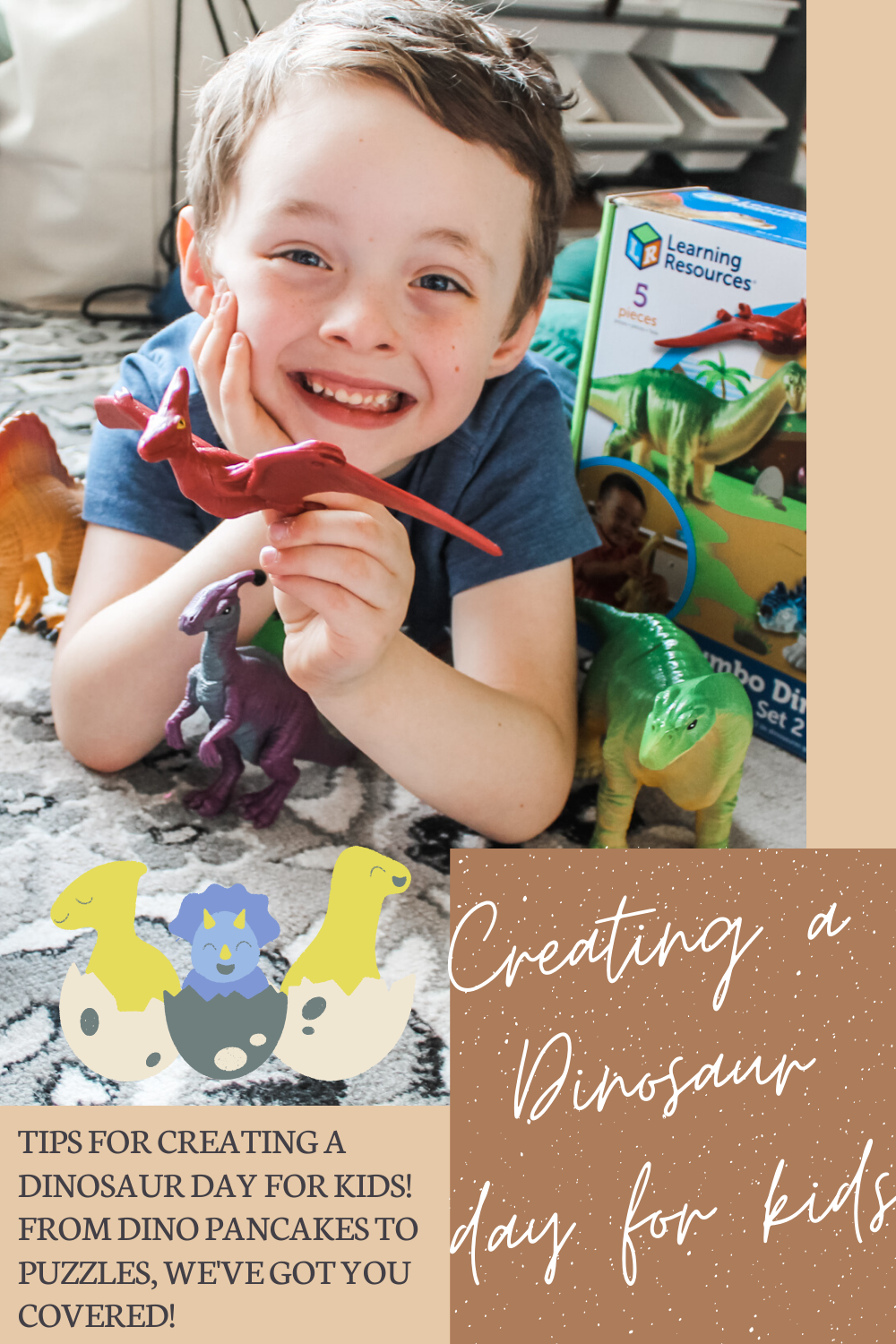 Creating a Dinosaur Day for Kids