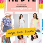 The Ultimate Plus Size Tie Dye Shopping Guide